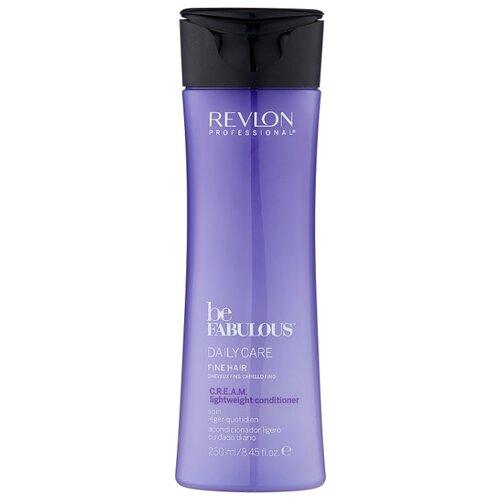 Revlon Professional кондиционер для для тонких волос волос Be Fabulous Daily Care Fine Hair lightweight, 250 мл revlon кондиционер для тонких волос be fabulous 750 мл