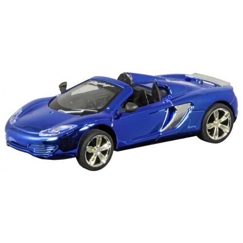 Купить Гоночная машина Roys RC-4302 1:43 синий, Радиоуправляемые игрушки