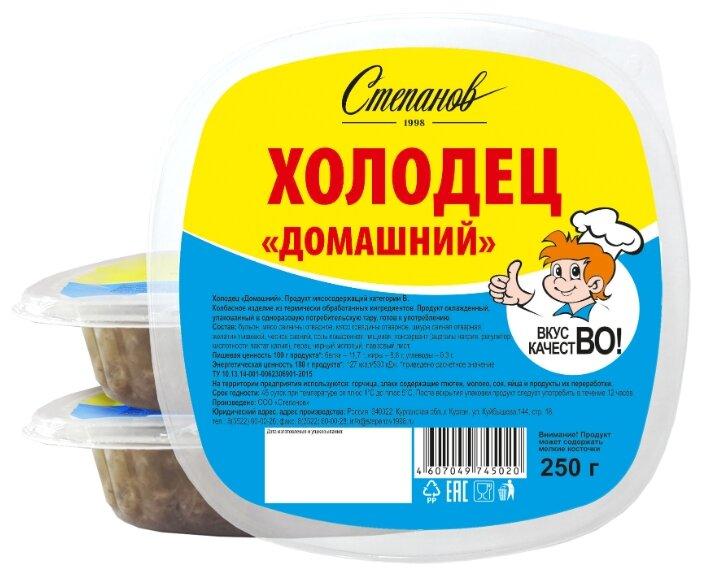 Степанов Холодец Домашний 250 г