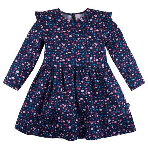 Платье Bossa Nova размер 86, фиолетовый платье bossa nova размер 104 брусничный фиолетовый