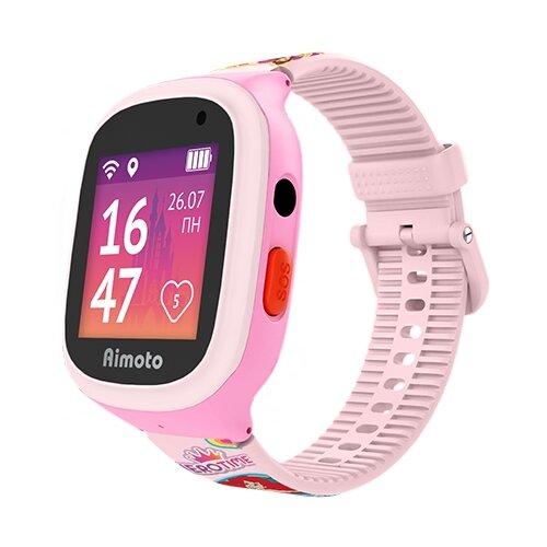 Детские умные часы c GPS Aimoto Disney Принцесса розовый
