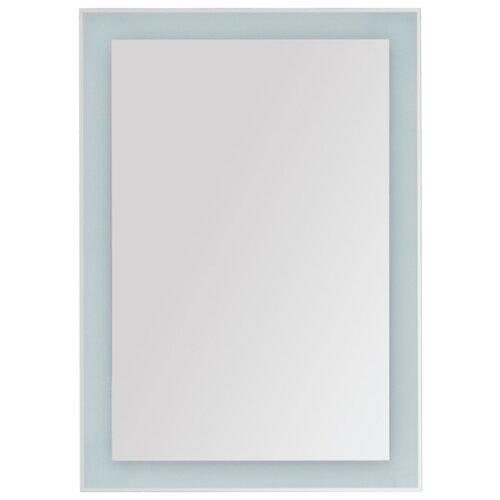 Зеркало Алассио 4595 с LED подсветкой, 450х950x32 мм, инфракрасный выключатель (196631)