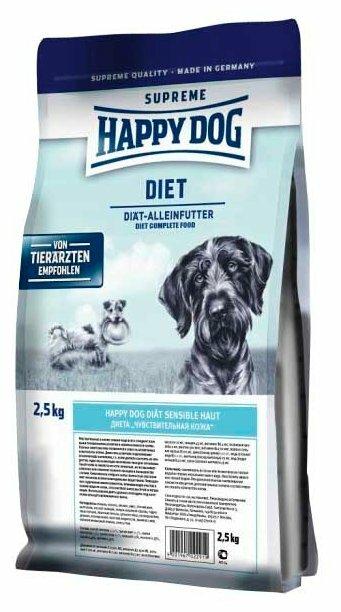 Корм для собак Happy Dog Diet 2.5 кг