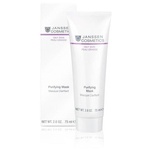 Купить Janssen Cosmetics Маска себорегулирующая очищающая Purifying Mask, 75 мл