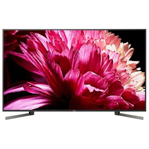 Телевизор Sony KD-85XG9505 84.6 (2019) черный жк телевизор sony kd 65zd9
