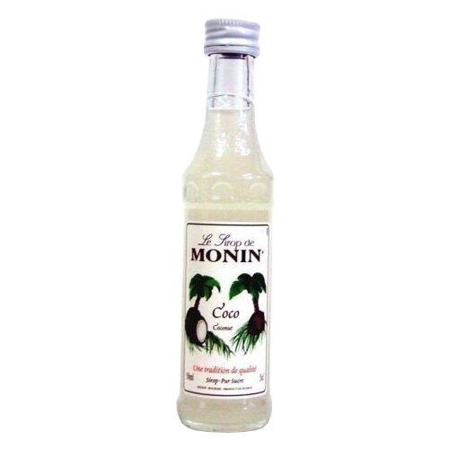 Сироп Monin Кокос 0.05 л