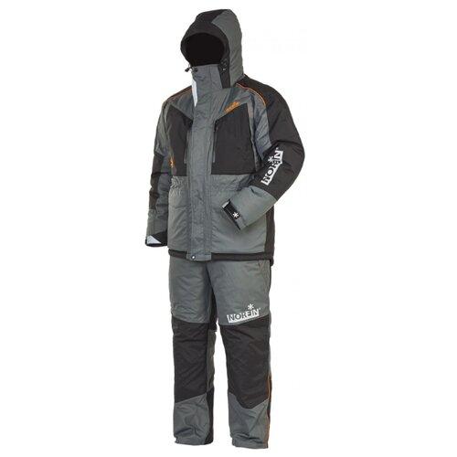 Костюм зимний NORFIN Discovery 2 серый/черный L