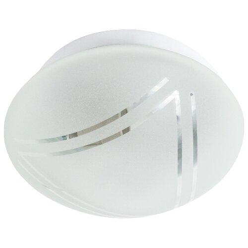 Светильник Toplight Mirafo TL9451Y-01WH, D: 19 см, E27 накладной светильник mirafo tl9451y 01wh