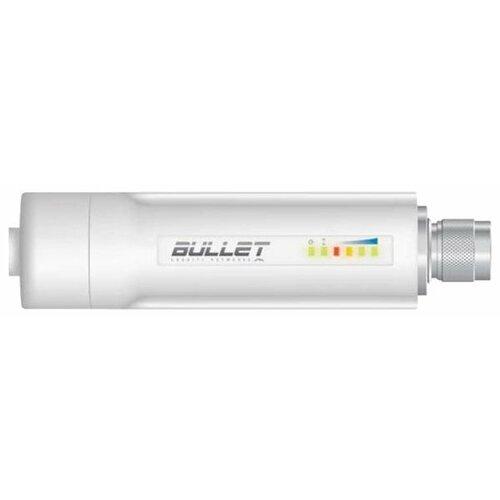 wi fi роутер ubiquiti bullet ac b db ac Wi-Fi роутер Ubiquiti Bullet M2 HP, белый