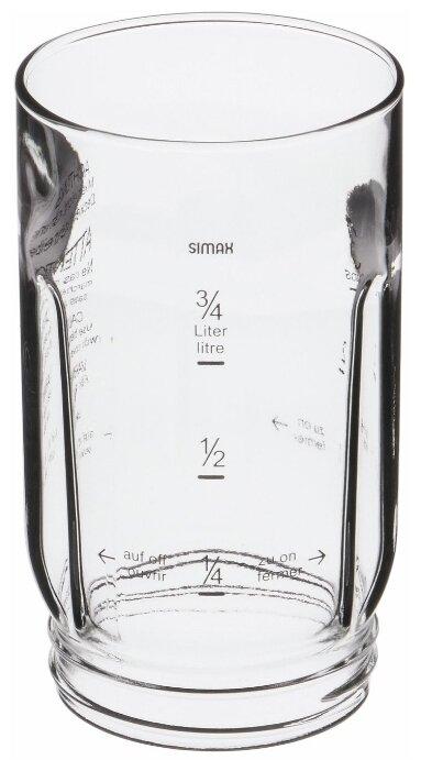 Bosch стакан для кухонного комбайна 00081169