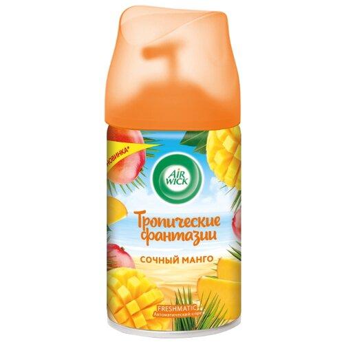 Air Wick Сменный баллон Сочный манго, 250 млОсвежители воздуха<br>