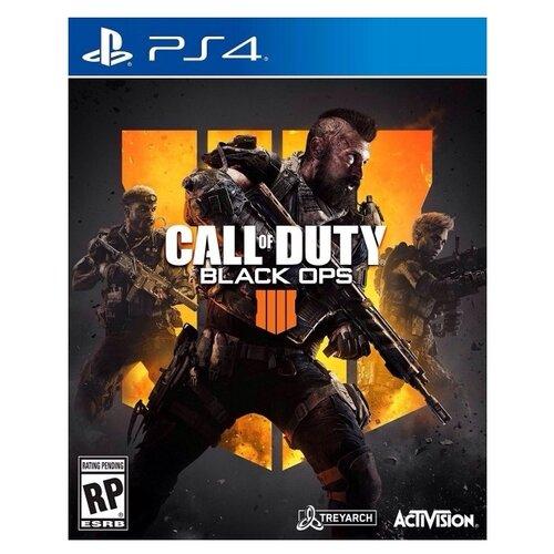 Игра для PlayStation 4 Call of Duty: Black Ops 4