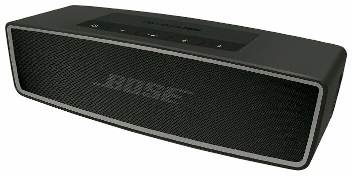 Портативная акустика Bose SoundLink Mini II 835799-0200 (Lux Silver)