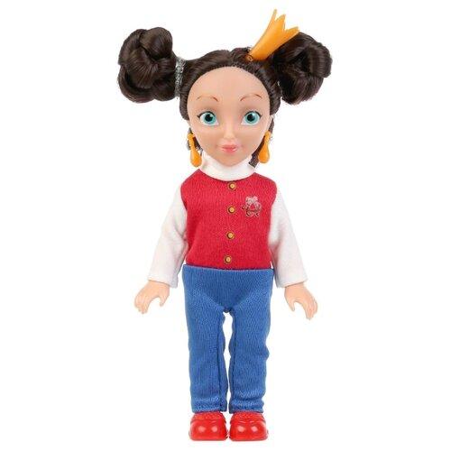 Купить Кукла Карапуз Царевны Даша, 15 см, PR15-D-19-RU, Куклы и пупсы