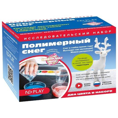 Купить Набор ND Play Полимерный снег, Наборы для исследований