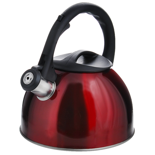 Appetite Чайник со свистком LKD-H042/К 2.5 л, красный