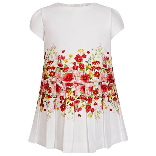 Платье Mayoral размер 74, белый