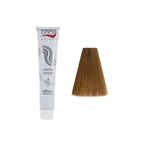 Купить Kaaral Baco Color крем-краска для волос, 7.30 золотистый блондин, 100 мл
