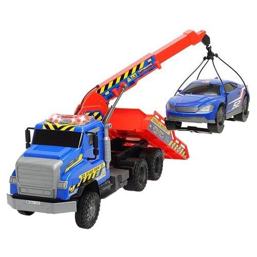 dickie toys набор dickie toys команда спасения sos Набор машин Dickie Toys 3749010, синий/красный