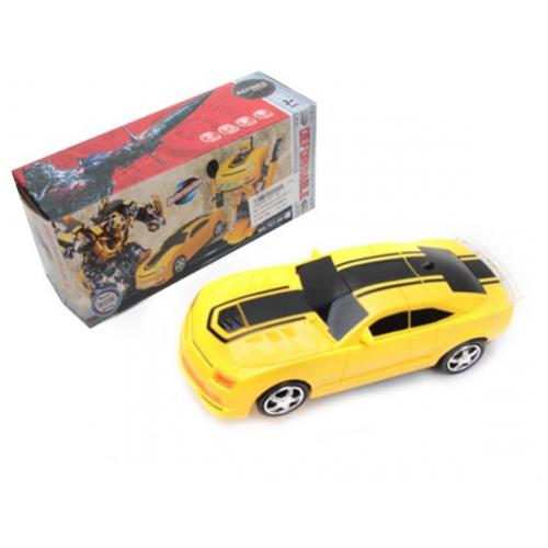 Купить Робот-трансформер Наша игрушка 767-581 желтый/черный, Роботы и трансформеры