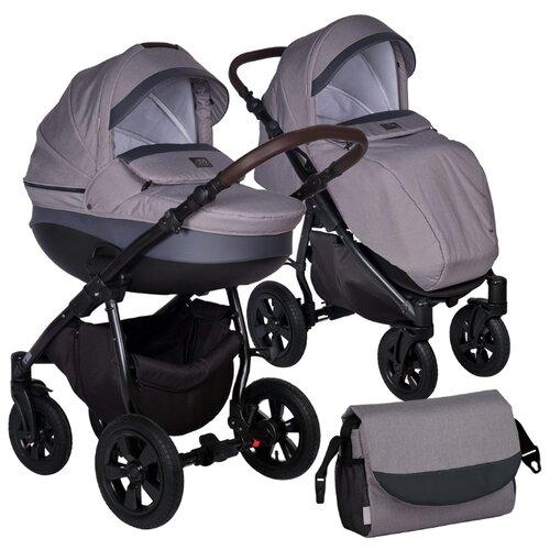 Универсальная коляска SWEET BABY Perfetto V2 (2 в 1) smoky