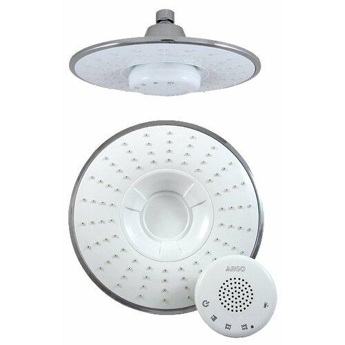 Верхний душ встраиваемый Argo Sound AGD 20.2109FW комбинированное argo музыкальный верхний душ sound белый оранж