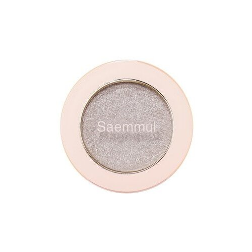 The Saem Тени Single Shadow Glitter WH02