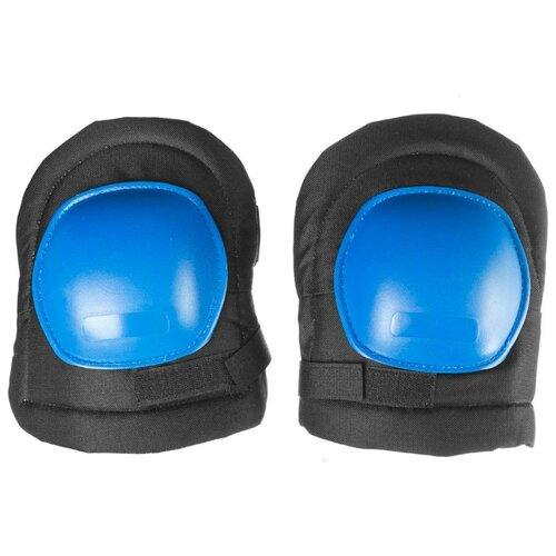 Наколенник SIBIN 11196 2 шт. черный/синий