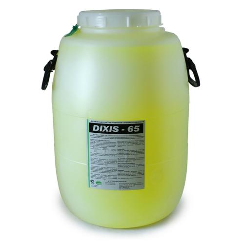 Теплоноситель этиленгликоль DIXIS -65 50 кг теплоноситель для систем отопления dixis 30л