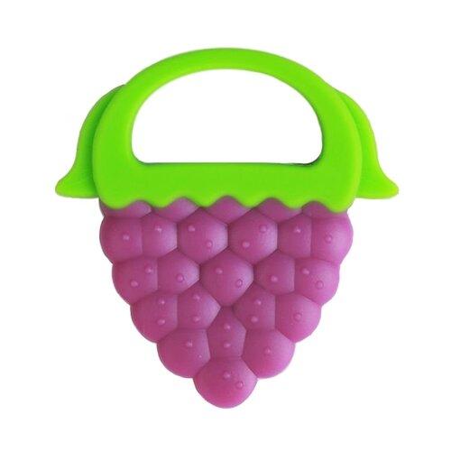 Купить Прорезыватель Крошка Я Виноград 832312 фиолетовый, Погремушки и прорезыватели