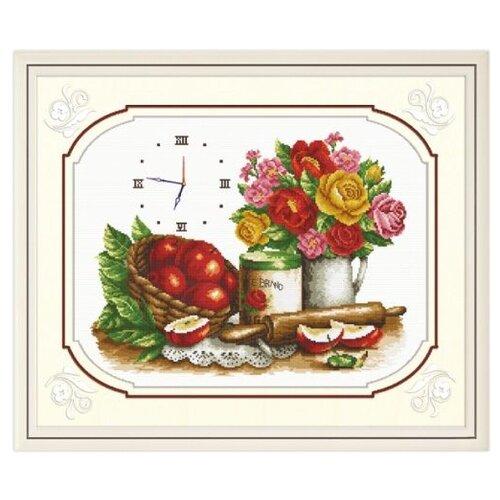Купить Hobby & Pro Набор для вышивания Время обедать 39 х 30 см (S-038), Наборы для вышивания