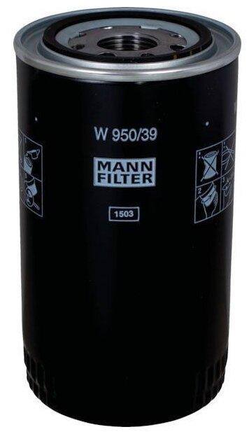Фильтр масляный ВАЗ-2105 08 MANN