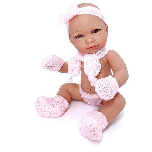 Пупс Manolo Dolls виниловый VALERIA, 33см, 9047 кукла младенец manolo dolls мягконабивной canguros 30см 4500