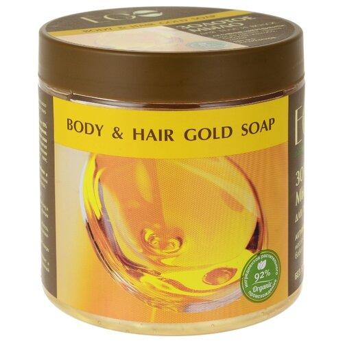 Мыло EO Laboratorie для тела и волос Золотое, 450 мл шампунь eo laboratorie