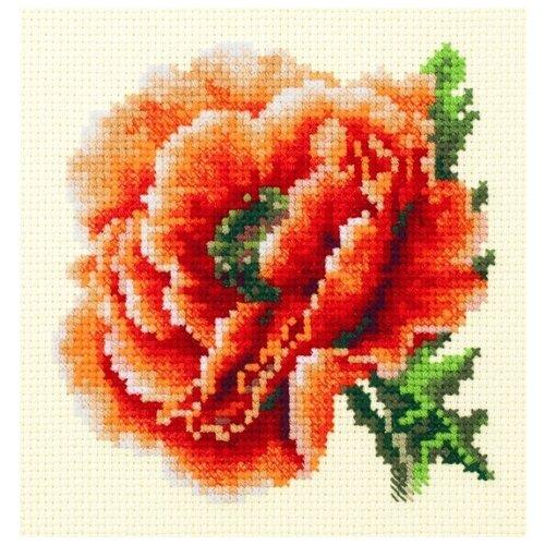 Купить Чудесная Игла Набор для вышивания Мак 11 х 11 см (150-012), Наборы для вышивания