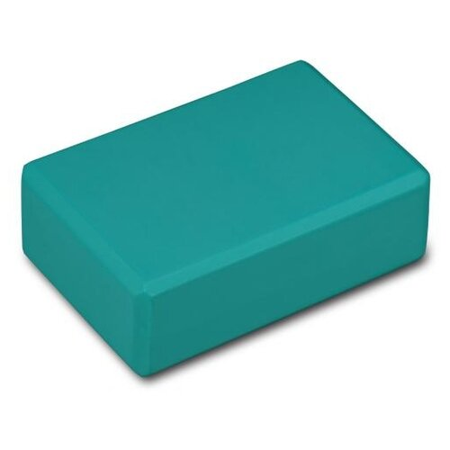 Блок для йоги BRADEX SF 0407 / SF 0408 / SF 0409 бирюзовый