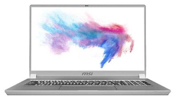 "Ноутбук MSI Creator 17 A10SGS-467RU (Intel Core i7 10875H 2300MHz/17.3""/3840x2160/16GB/2048GB SSD/DVD нет/NVIDIA GeForce RTX 2080 Super 8GB/Wi-Fi/Bluetooth/Windows 10 Home) — купить по выгодной цене на Яндекс.Маркете"