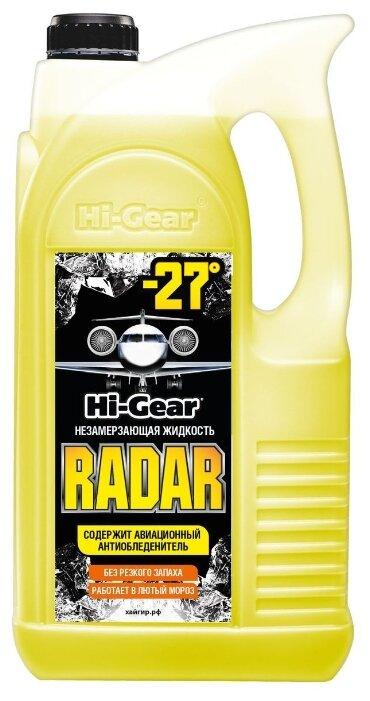 Жидкость для стеклоомывателя Hi-Gear HG5688, 4 л