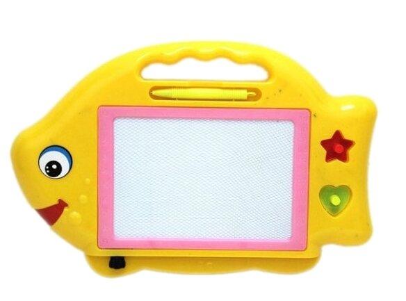 Доска для рисования детская Наша игрушка Рыбка (100844410)