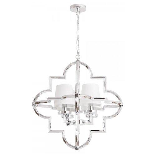 Люстра Arte Lamp Arabeschi A3367SP-4CC, E14, 240 Вт люстра arte lamp montmartre a3239lm 6wh e14 240 вт