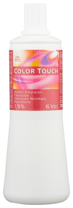 Wella Professionals Color Touch эмульсия, 1.9%