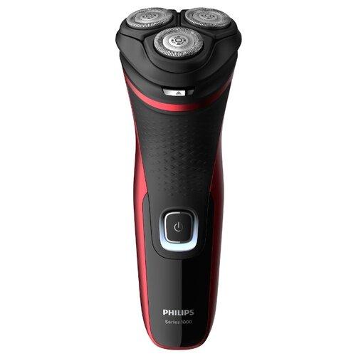 Электробритва Philips S1333 Series 1000 сочный красный
