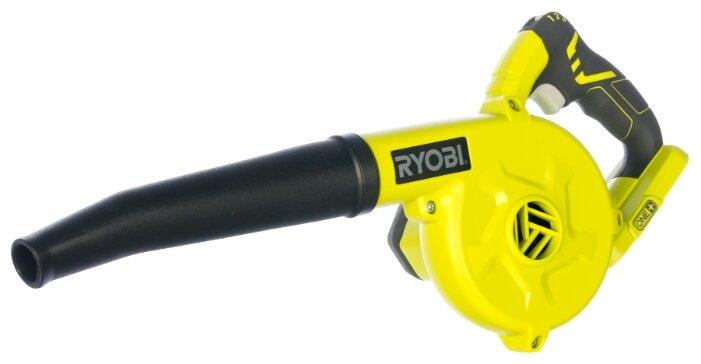 Аккумуляторная воздуходувка RYOBI R18TB-0