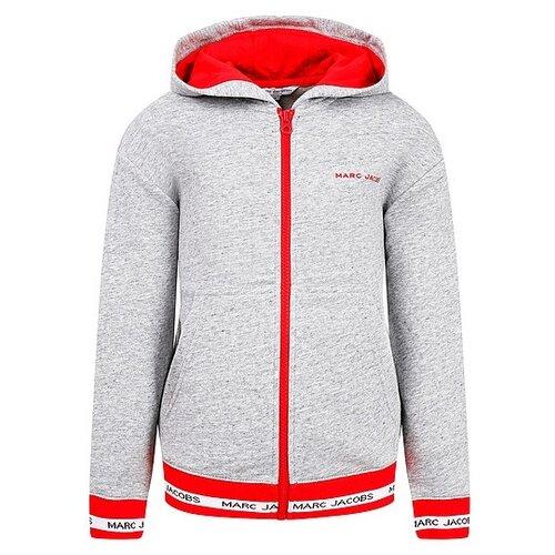 Толстовка MARC JACOBS размер 92, серый рубашка marc jacobs размер 92 красный