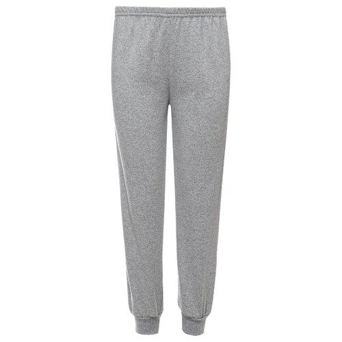 Купить Спортивные брюки M&D размер 128, серый меланж, Брюки