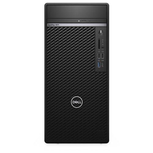 цена на Настольный компьютер DELL Optiplex 7071 (7071-2097) Mini-Tower/Intel Core i9-9900K/16 ГБ/512 ГБ SSD/NVIDIA GeForce GTX 1660/Windows 10 Pro черный