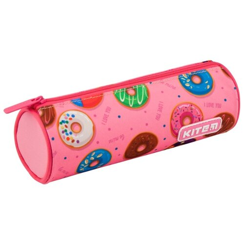 Купить Kite Пенал (K19-640-2) розовый, Пеналы