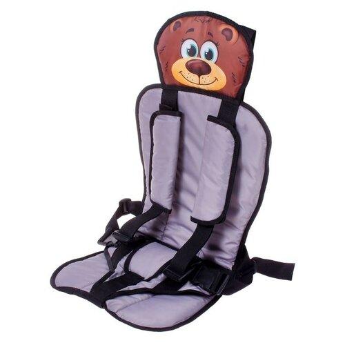 Купить Крошка Я Удерживающее устройство Мишка серый, Аксессуары для колясок и автокресел