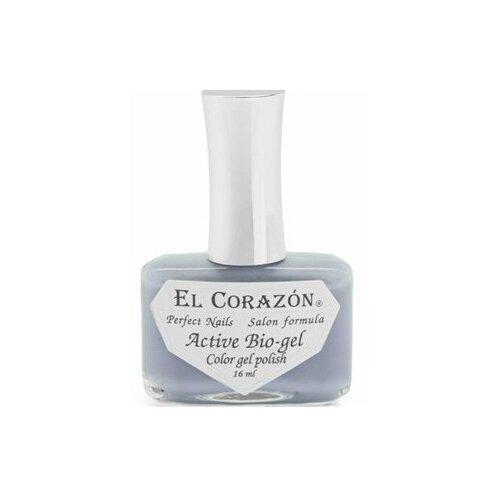 Гель El Corazon Active Bio-gel polish Cream, 16 мл, 423/296 chi luxury black seed oil curl defining cream gel