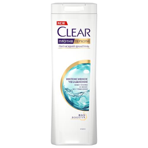 Clear шампунь против перхоти для женщин питающий Интенсивное увлажнение 400 мл эффективный шампунь от перхоти для женщин
